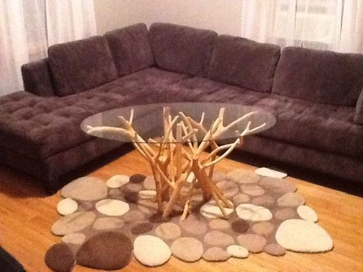 Custom Made Nature Inspired Coffee Table