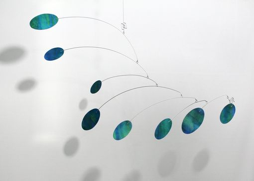 Handmade Ceiling Art Mobile Hanging Sculpture Calder