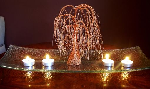 Custom Made Wire Weeping Willow