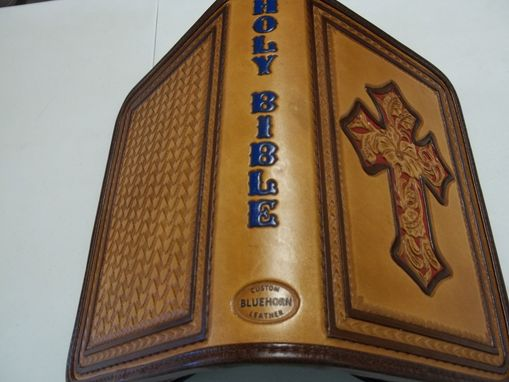 Custom Made Bcl379 Deluxe Bible Cover