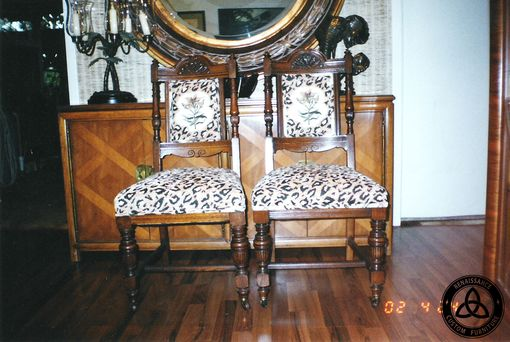 Custom Made #1300 Antique Chair Reproductions