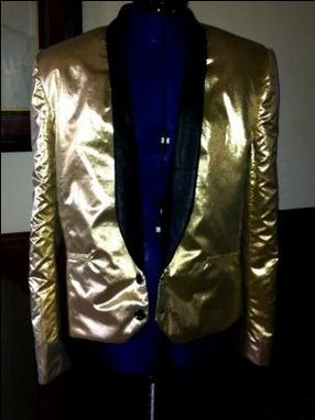 Custom Made Formal Suit Jacket