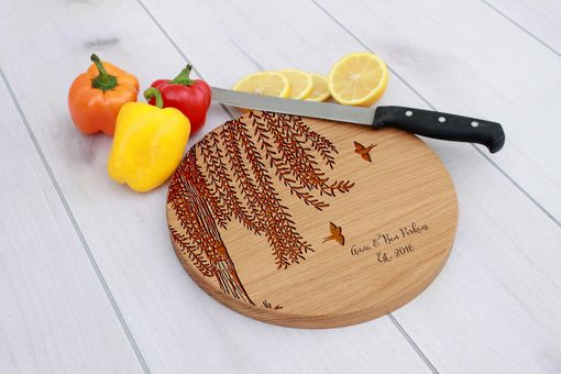 Custom Made Personalized Cutting Board, Engraved Cutting Board, Custom Wedding Gift – Cbr-Wo-Anne Ben Perkins