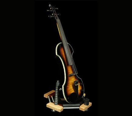 Custom Made Violin Stand - Signature Studio Violin Stand