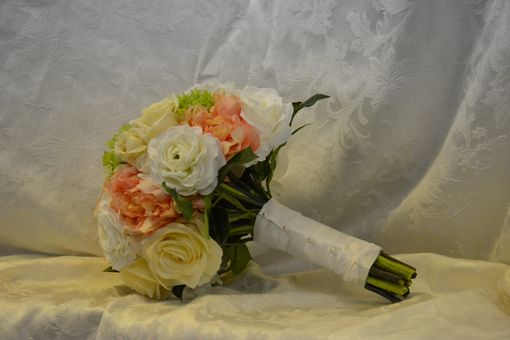 Custom Made Bridal Bouquet Replica