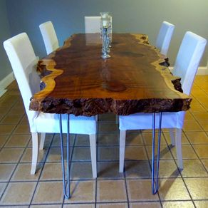Rustic Dining Tables | CustomMade.com