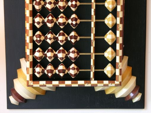 Custom Made Abacus As Art Object