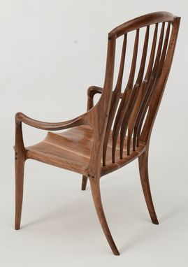 Custom Made Dining Chair, High Back