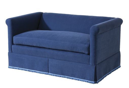 Custom Made Kennebunkport Loveseat