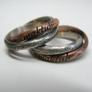 Custom Made Custom Rolling Rings
