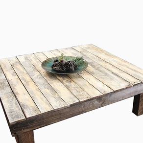 The Original Farmhouse Reclaimed Wood Coffee Table By Hudsons