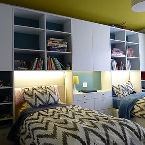 Bedroom Furniture Wall Unit bedroom wall units | custommade