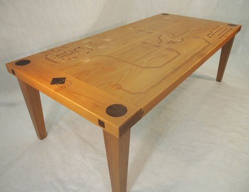 Custom Made Custom Made Conference Table