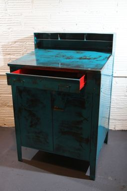Custom Made Shipping Clerk's Desk