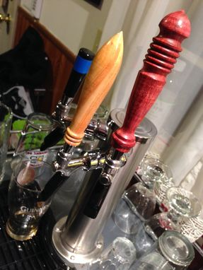 Custom Made Home Tap Handle