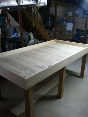 Custom Made Massive Game Table