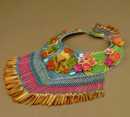 Handmade Other Large Bead Embroidery Projects By Erika With A K