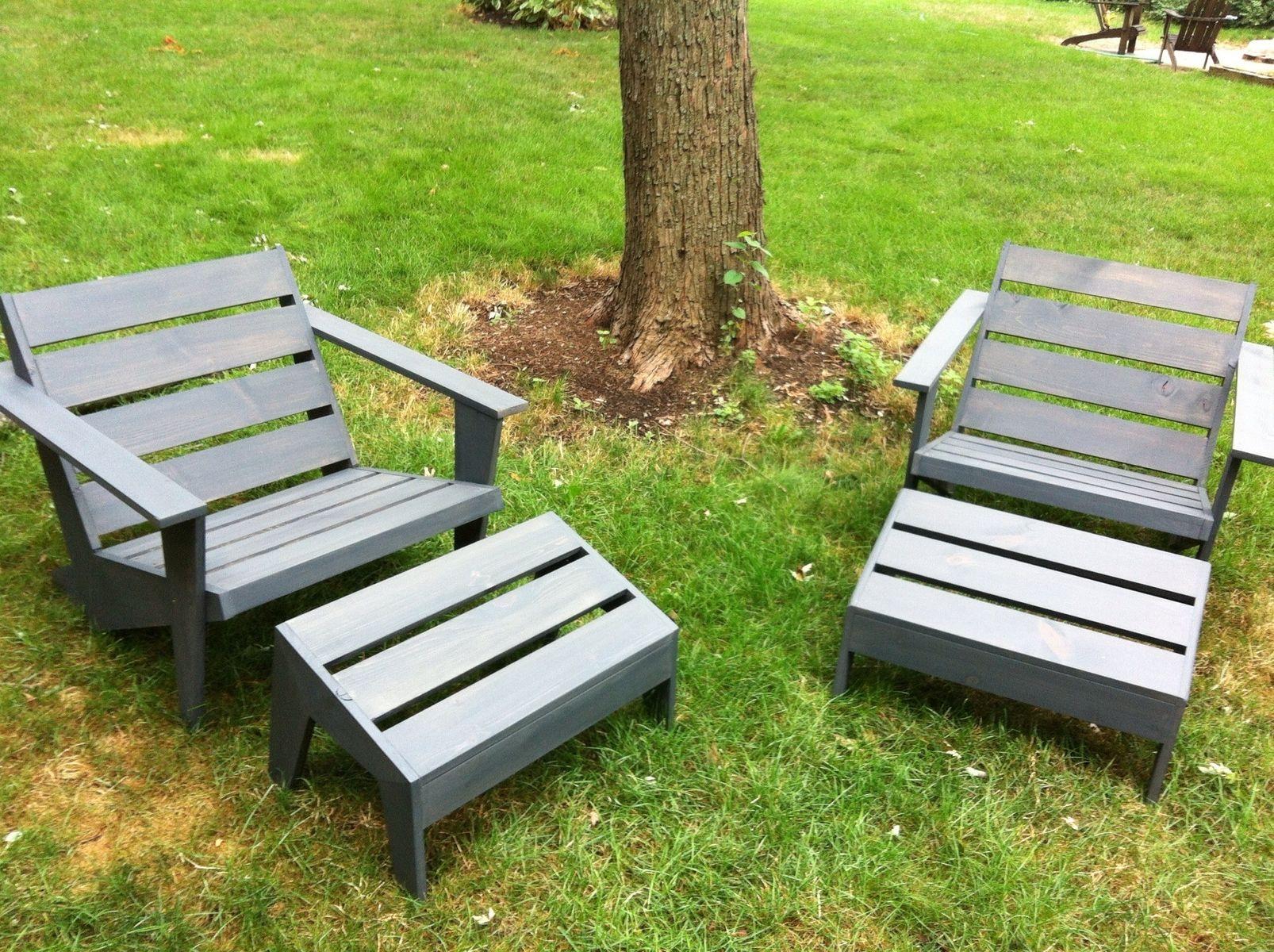 Custom Made Sawyer Style Adirondack Chair