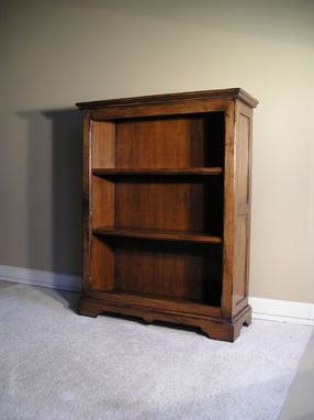 Custom Made Alder Bookcase