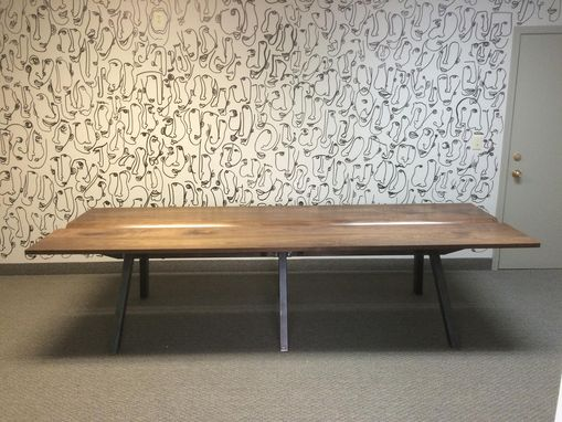 Custom Made Valley Conference Table
