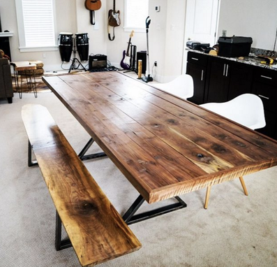Custom Made The Dining Table