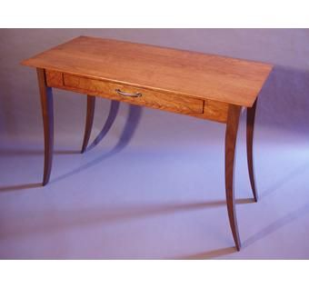 Custom Made Custom Made Desk In Cherry And Walnut (D4)