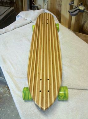 Custom Made Skateboard 2