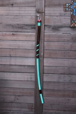 Custom Made Lodestar Walking Sticks:  Designed To Accompany You On The Path You Have Chosen To Follow