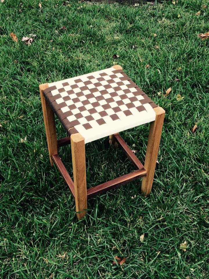 Fine Hand Crafted Shaker Stool By Dovetails And Dadoes Inzonedesignstudio Interior Chair Design Inzonedesignstudiocom