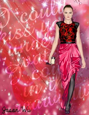 Custom Made Fashion Illustrations