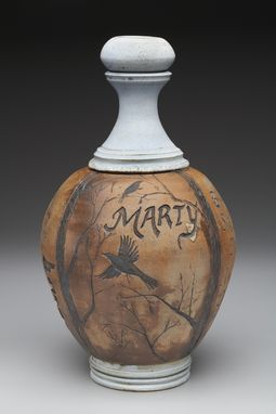 Custom Made Marty's Urn