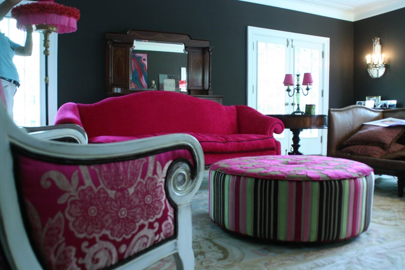 Handmade Upholstered Furniture