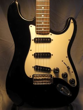 Custom Made Custom Strat Relic