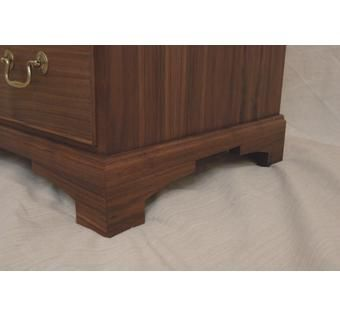 Custom Made Traditional 3-Drawer Chests
