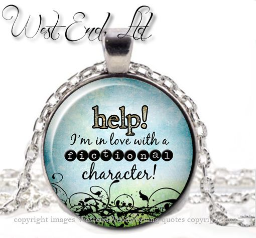 Buy a Custom Quote Whimsical Necklace, Inspirational Quote ...