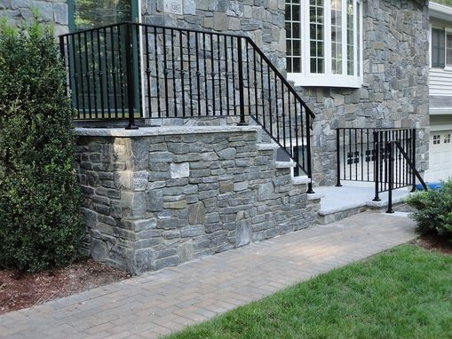 Custom Made Tewksbury Railing