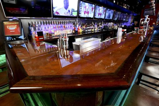 Custom Made Sports Bar