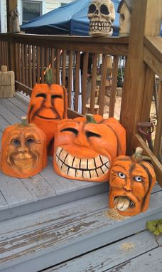 Custom Made Miscellaneous Carvings