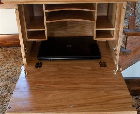 Custom Made Laptop Desk
