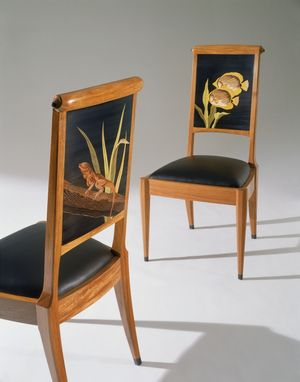 Custom Made Sidechairs