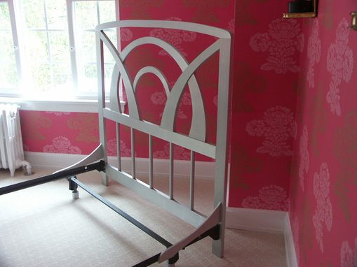Custom Made Arches Headboard