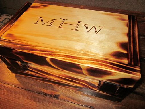 Custom Made Personalized Keepsake Boxes