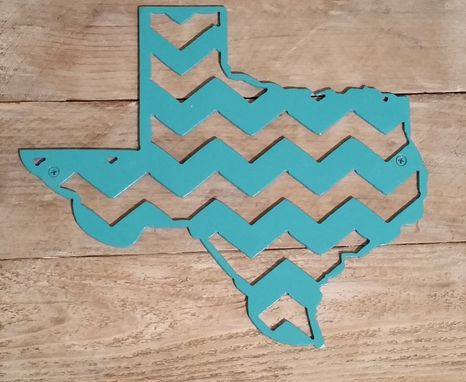 Custom Made Cheveron Texas