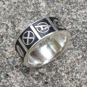 Custom Dragonball Z Engagement Ring by Cicmil Crowns CustomMadecom