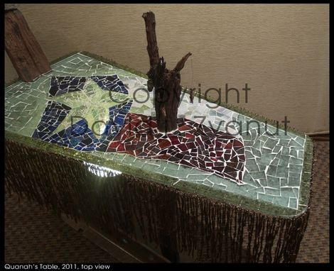 Custom Made Quanah's Table