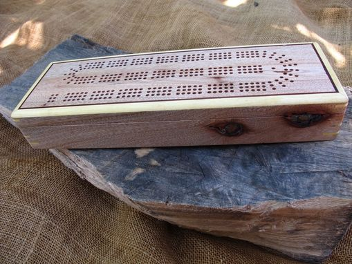 Custom Made Classic Cribbage Board