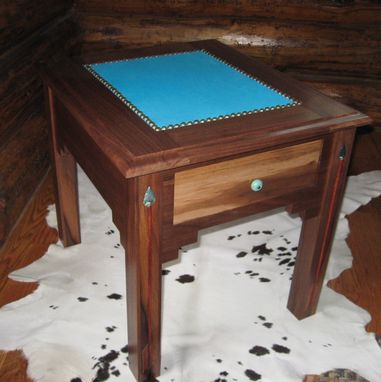 Custom Made End Table/Night Stand
