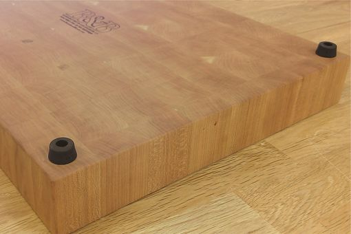 Custom Made American Cherry End Grain Butcher Block