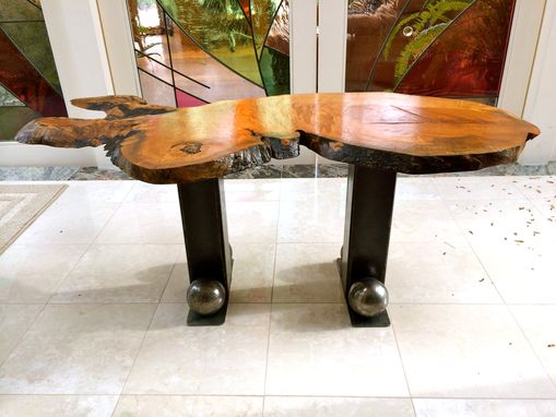 Custom Made Modern-Industrial Coffee Or Lounge Table