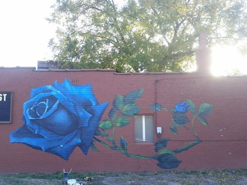 Custom Made Exterior Mural - St.Louis, Mo